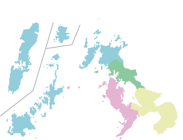 長崎の地図