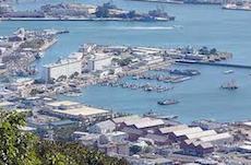 海軍の街:佐世保