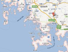 佐世保の病院で働く:MAP